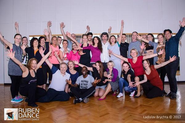 ruben-dance salsa, bachata, karibské tance kurzy v Praze